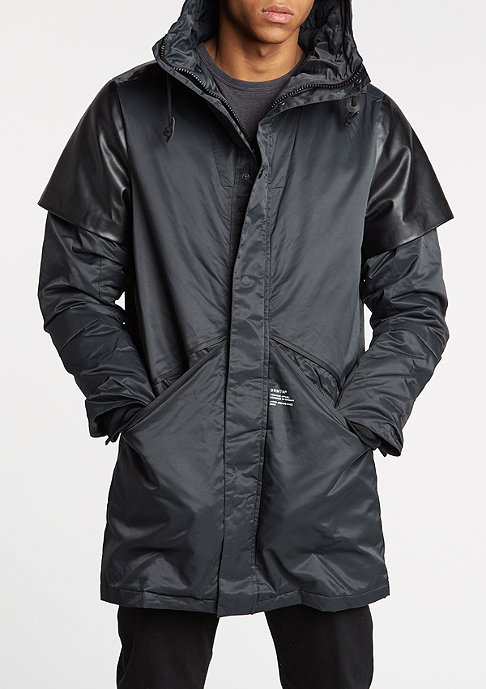 DRMTM Jacke Midnight Coat m.black