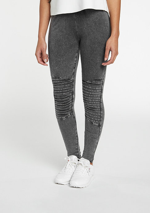 Urban Classics Leggings Denim Jersey dark grey