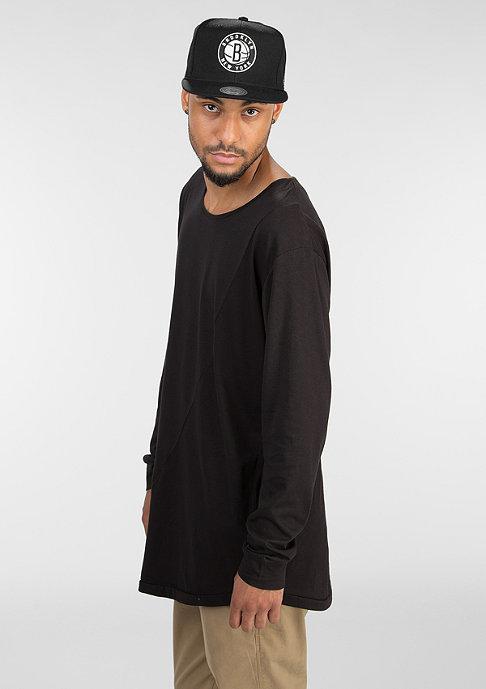 Urban Classics Long Shaped Fashion black