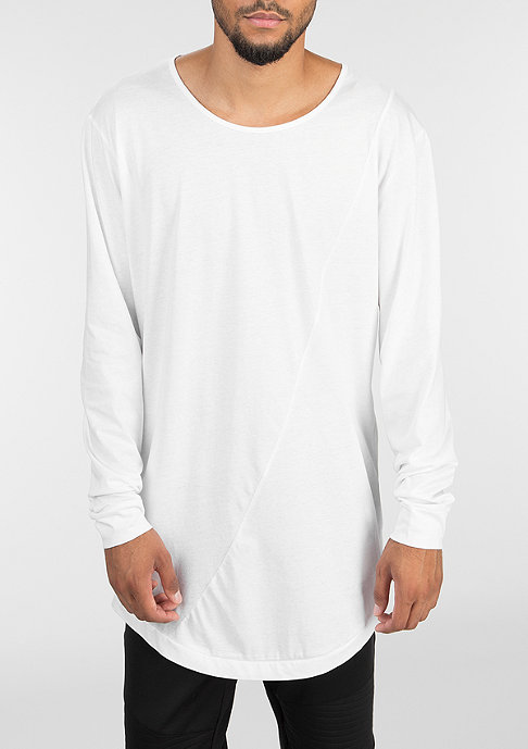 Urban Classics Long Shaped Fashion white
