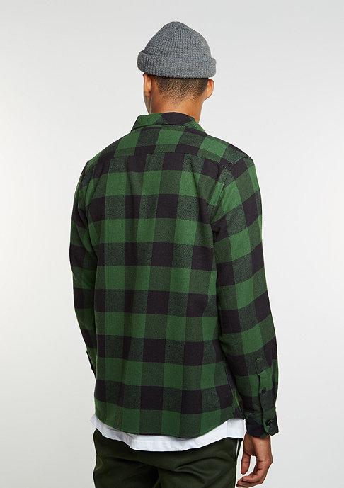 Dickies Hemd Sacramento pine green