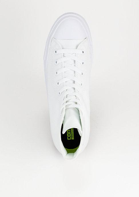 Converse Schuh CTAS II Hi white