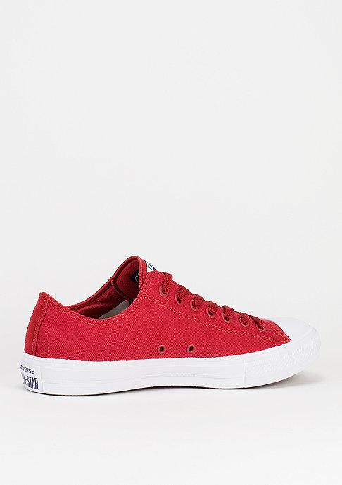 Converse CTAS II salsa red