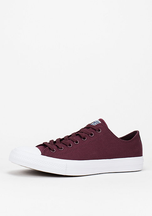 Converse Schuh CTAS II burgundy