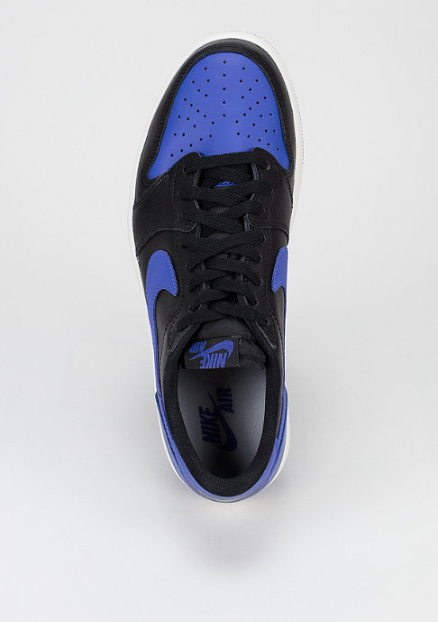 JORDAN Basketballschuh Air Jordan 1 Retro Low black/v.royal