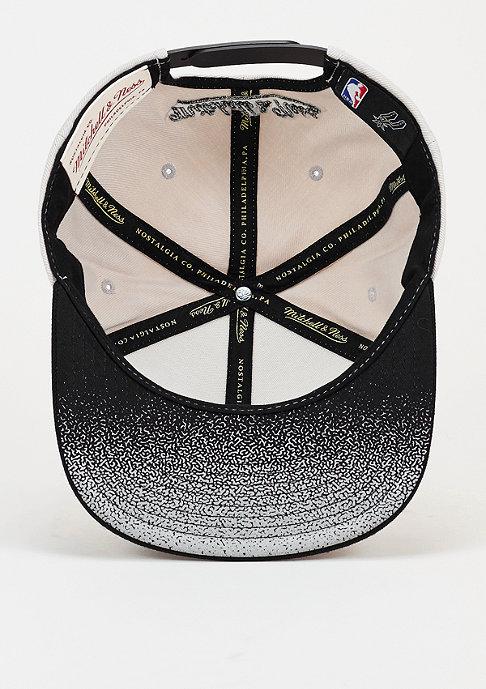 Mitchell & Ness Snapback-Cap Double Bonus NBA San Antonio Spurs