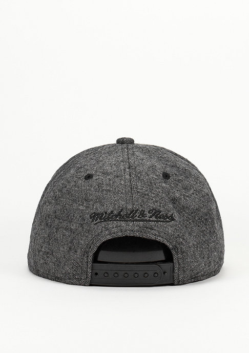 Mitchell & Ness Snapback-Cap Compound NBA Brookyln Nets black