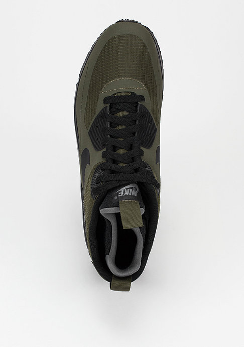 NIKE Schuh Air Max 90 Mid WNTR dark loden/black
