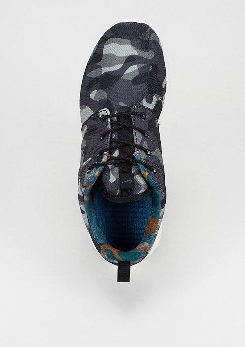 NIKE Roshe One Print black/brigade blue