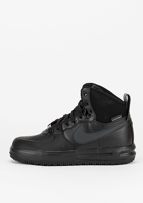 NIKE Schuh Lunar Force 1 Sneakerboot (GS) black/silver