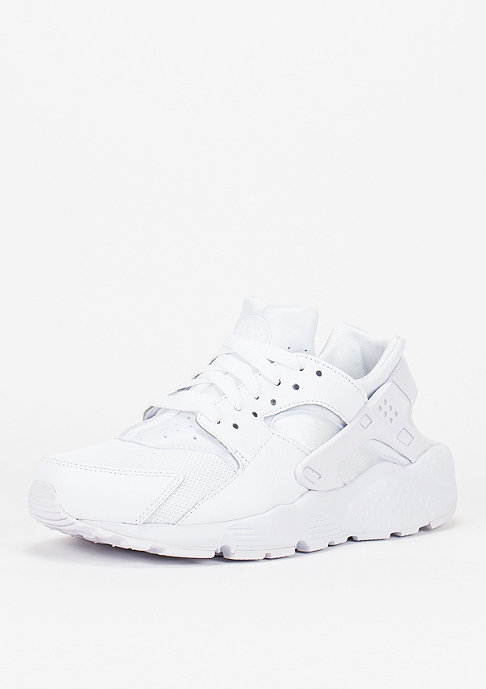 NIKE Laufschuh Air Huarache Run (GS) white pure platinum