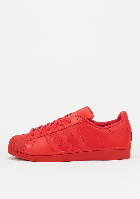 adidas Schuh Superstar red