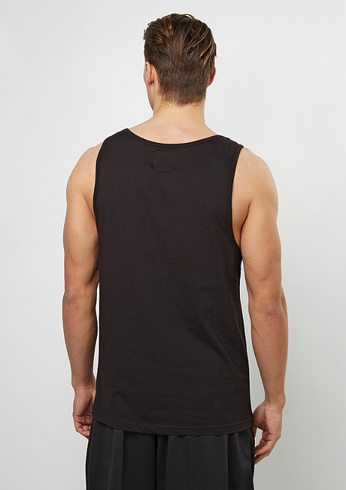 SNIPES Tanktop Glow In The Dark black