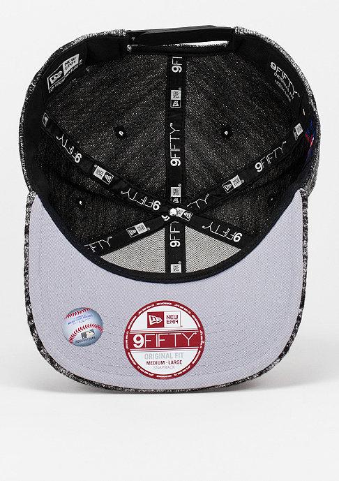 New Era Snapback-Cap Jersey Fleck MLB Los Angeles Dodgers