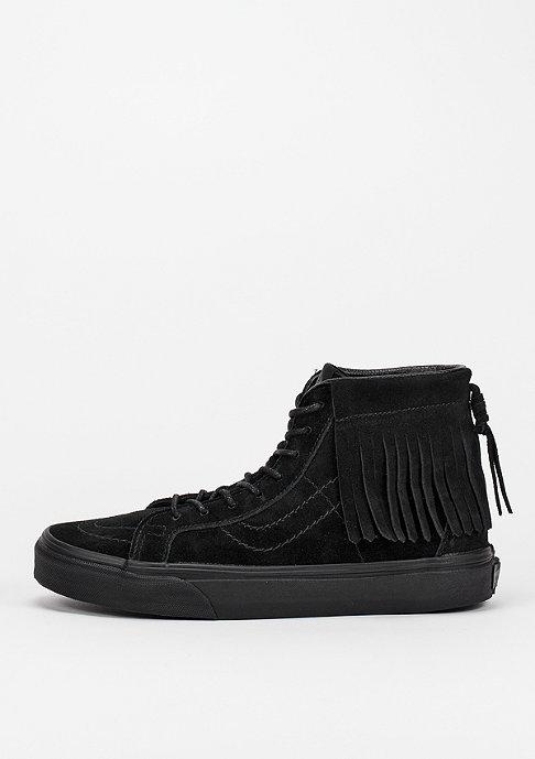 VANS Sk8-Hi Moc black/black