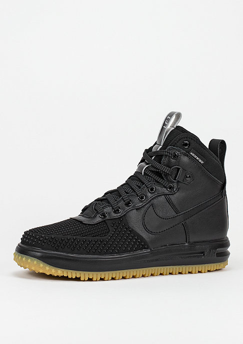 NIKE Lunar Force 1 Duckboot black/silver
