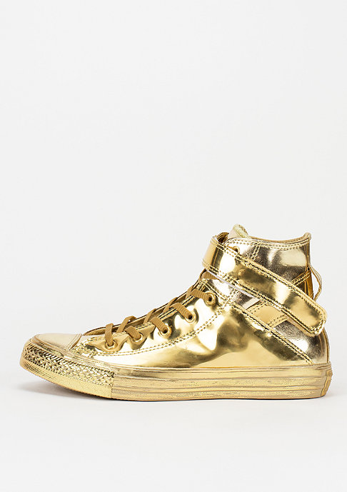 Converse Schuh CTAS Brea Mono Leather Hi golden haze