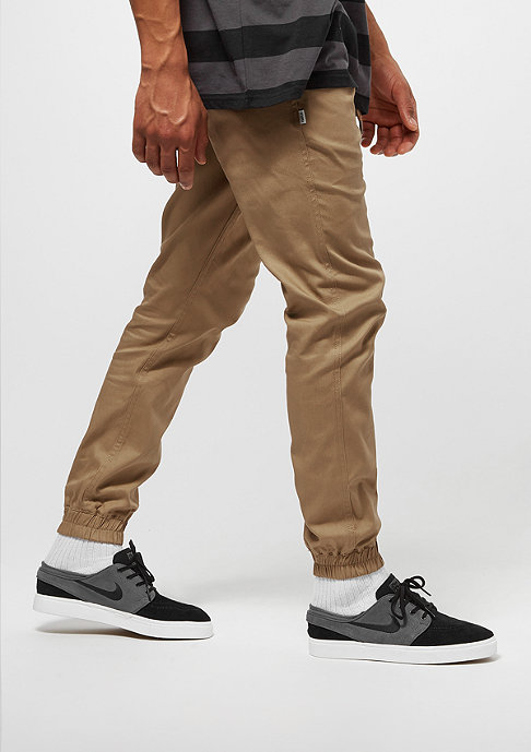 FairPlay Chino-Hose The Runner tan