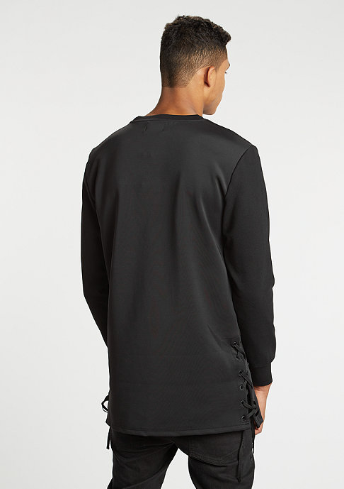 DRMTM Sweatshirt Rick Long black