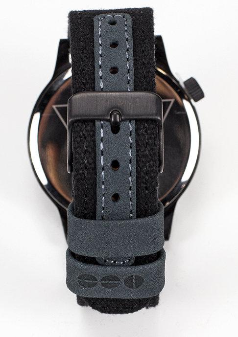 Komono Uhr Winston Heritage duotone black