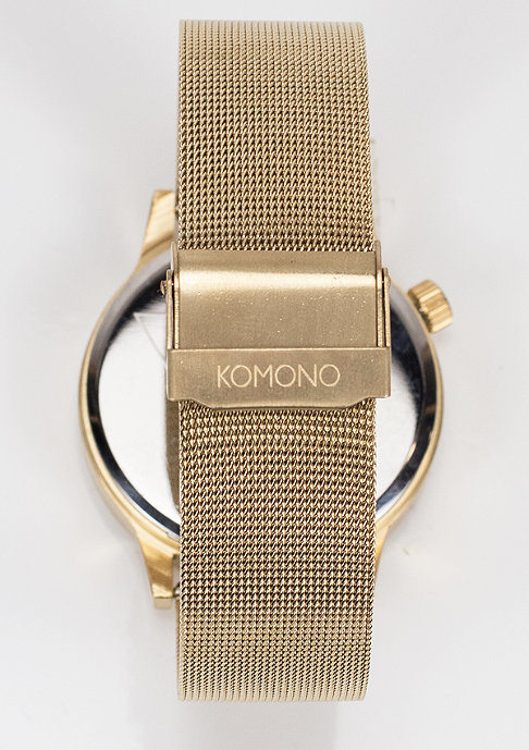 Komono Winston Royale gold/green