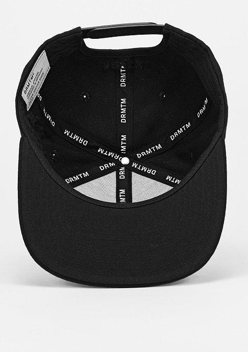 DRMTM Snapback-Cap Ghosts black