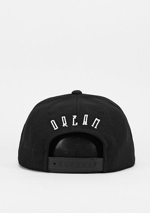 DRMTM Snapback-Cap Symball black