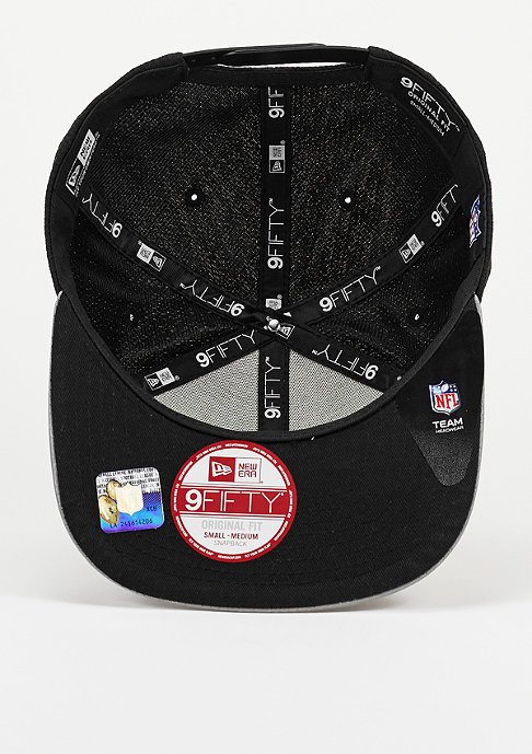 New Era De Reflective NFL New Orleans Saints black