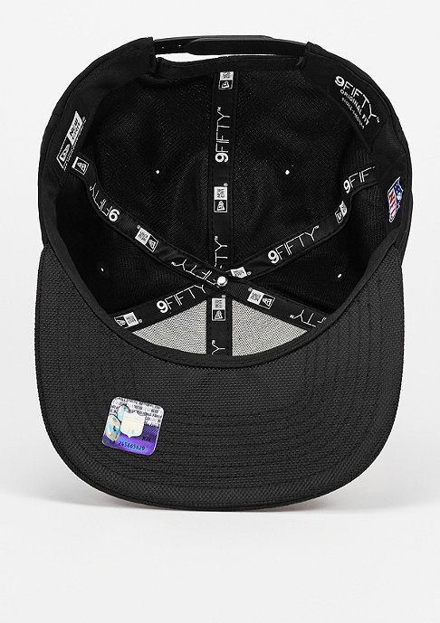 New Era Snapback-Cap Neoprene NFL New Orleans Saints black