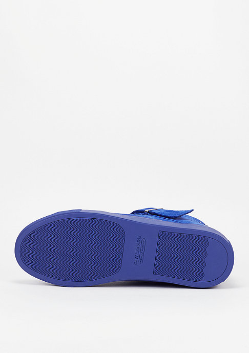 Cayler & Sons C&S Shoe Sashimi parigian blue suede