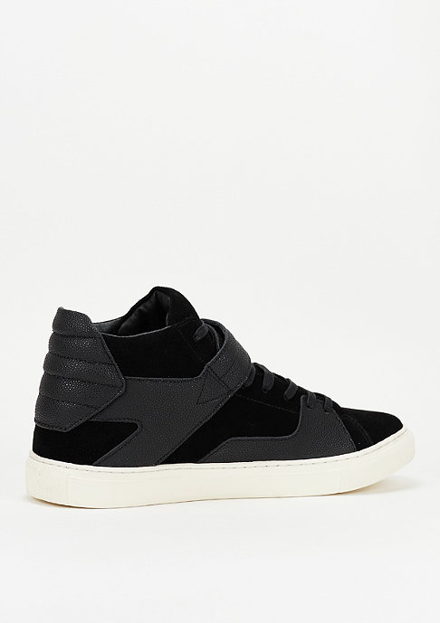 Cayler & Sons C&S Shoe Sashimi black suede/stingray/creme