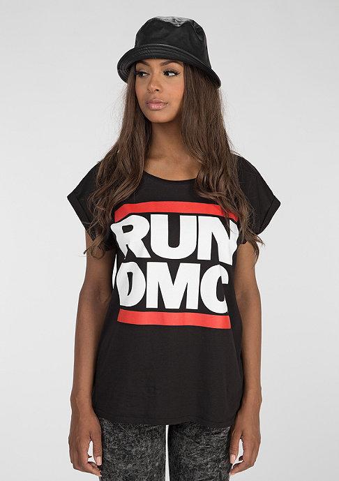 Mister Tee Run DMC Logo black