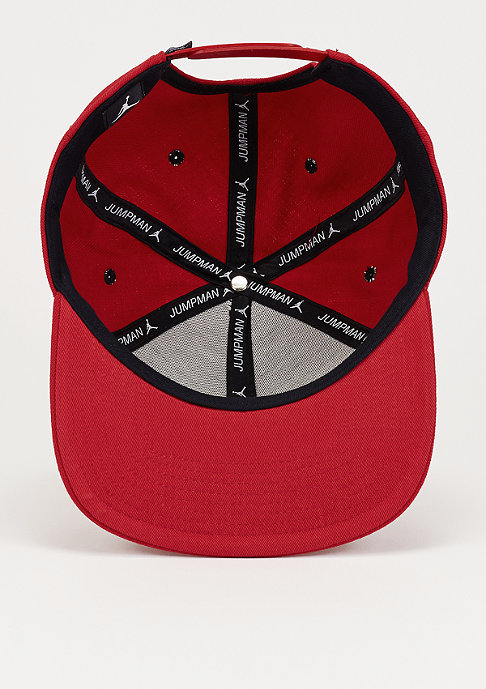JORDAN Snapback-Cap Jumpman gym red/black