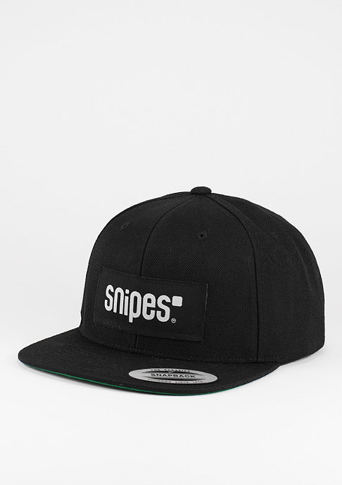 SNIPES Box Logo black