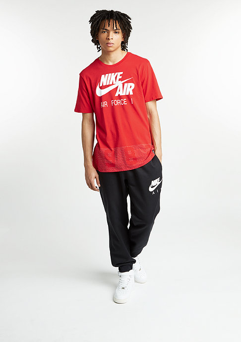 NIKE T-Shirt Since 1982 university red/university red/white