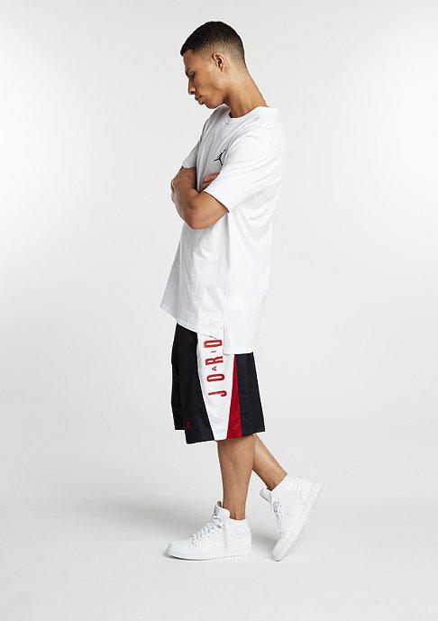 JORDAN Sport-Short Takeover black/gym red/white