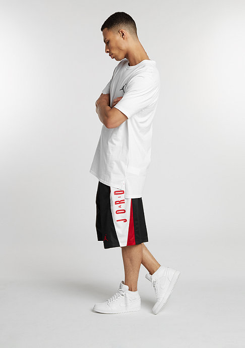 JORDAN T-Shirt Core Long white/black
