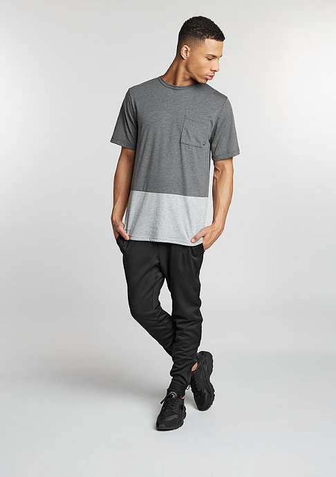 NIKE SB T-Shirt SB Dri-Fit Pocket charcoal heather/dark grey heather