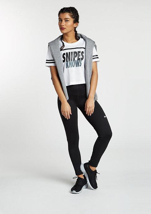 NIKE Leggings Pro Cool black/black/white