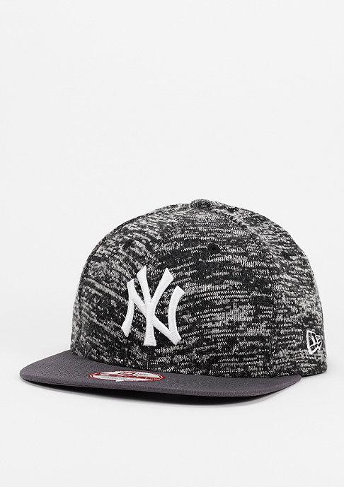 New Era Snapback-Cap Lightweight Knit Tech Pack MLB New York Yankees grey