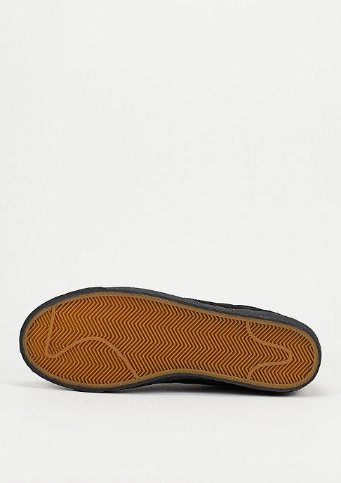 NIKE Schoen Blazer Mid Premium Vintage black/white/gum light brown