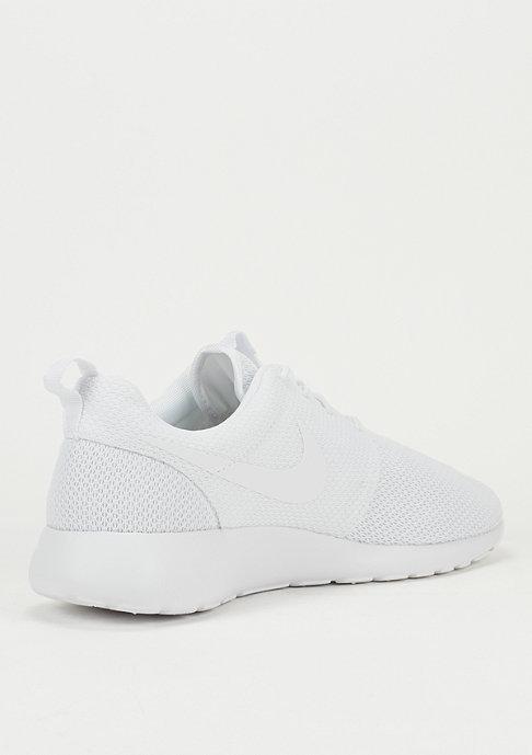 NIKE Laufschuh Roshe One white/white