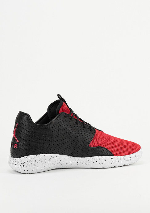 JORDAN Basketbalschoen Eclipse black/university red/pure platinum