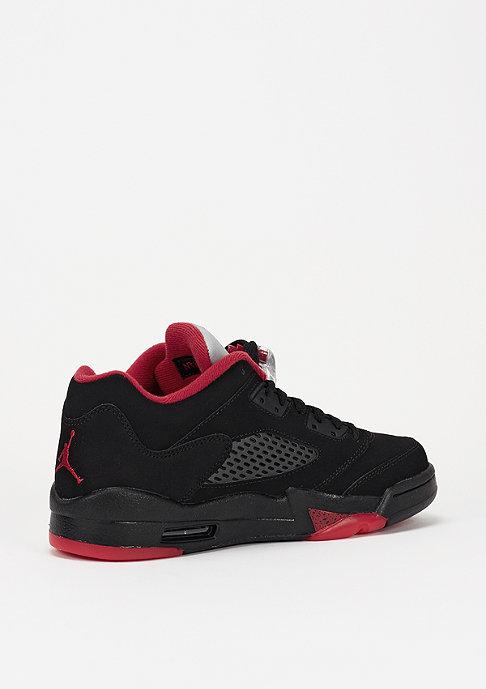 JORDAN Basketbalschoen Air Jordan 5 Retro Low black/gym red/black
