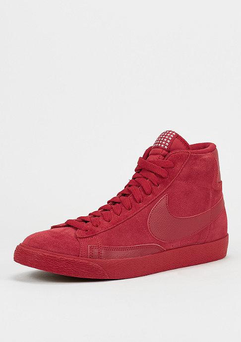 NIKE Schuh Blazer Mid Premium Vintage red