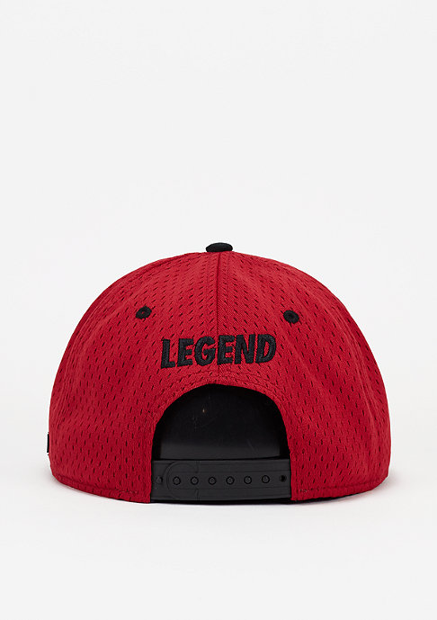 Cayler & Sons Snapback-Cap Legend red/red