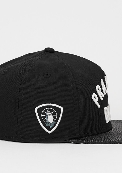 Cayler & Sons Snapback-Cap WL Pray for BKNY black/white