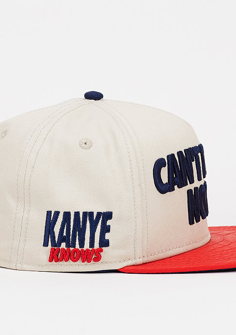 Cayler & Sons C&S WL Cap Tell Me Nothin' sand/red/navy