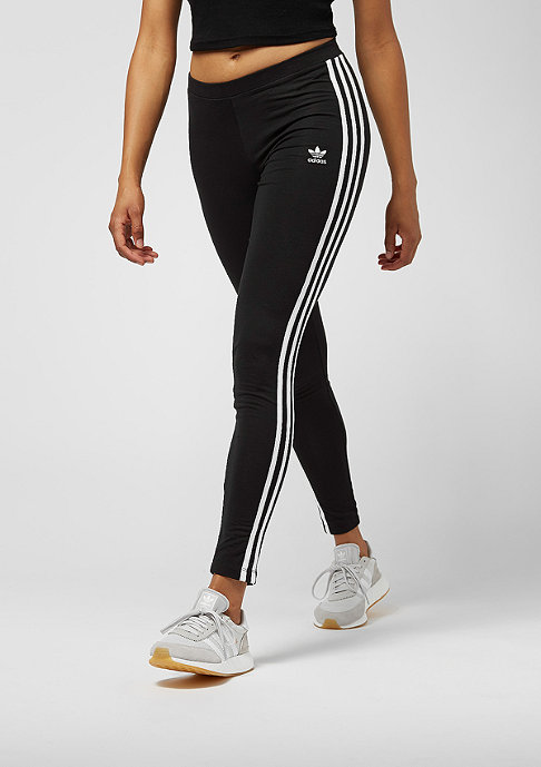 Adidas Leggings 3 Stripes Black Leggings Bij Snipes Bestellen