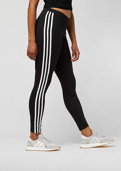 adidas Leggings 3 Stripes black